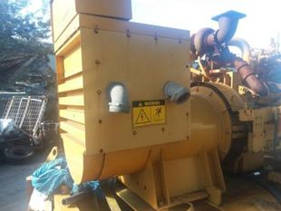 CAT SR-4 /5N84, 285 KW Electrical End Only