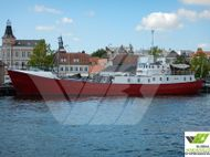 40m / 10knts Survey Vessel for Sale / #596G
