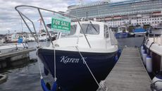 2006 Orkney Boats Pilot House 20