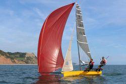 International 14 - Beiker 4 (sail no. 1506)