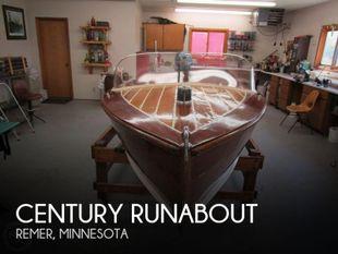 1947 Century Runabout