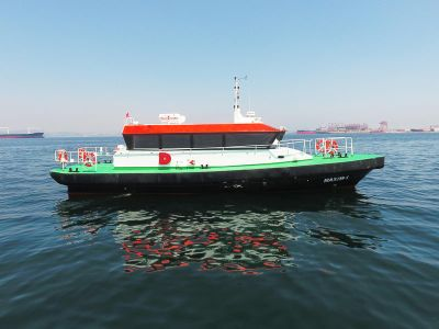 Fast Crew Boat Available For Short delivery