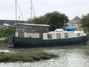 Reitaak 15m Dutch Barge