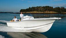 White Shark 246 Open