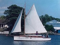 original 1936 motor yacht