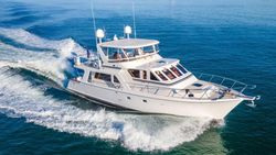 2016 Offshore Yachts Pilothouse