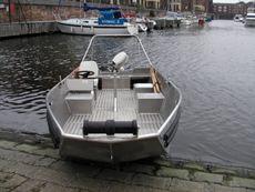 Aluminium Utility Boat