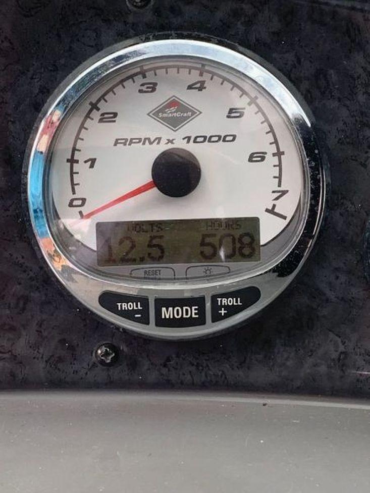 2008 Monterey 318SSX Super Sport