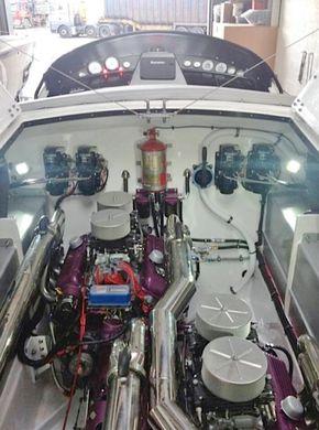 Bubbledeck Engine Bay 4