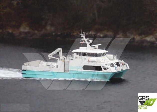 26m / 48 pax Passenger / RoRo Ship for Sale / #1083378