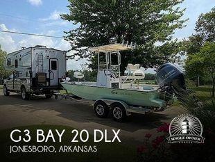 2019 G3 Bay 20 DLX