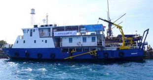 35mtr MPV Dive/ Survey Vessel