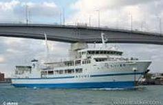 65 Meter RoPax ,2002 Japan Built