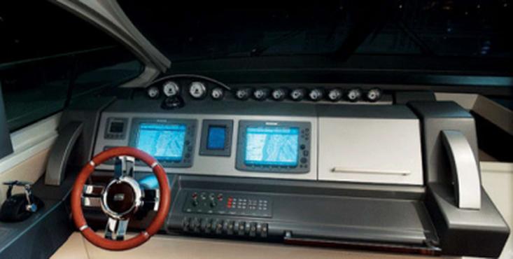 2006 AZIMUT 62 S