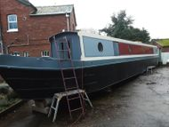 58ft Narrow boat
