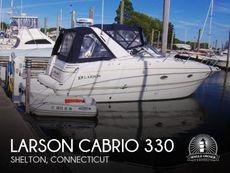 2005 Larson Cabrio 330