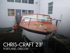 1963 Chris-Craft Sea Skiff