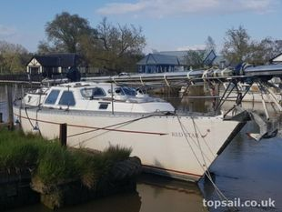 1987 Oyster 406DS (Deck Saloon) - topsail.co.uk