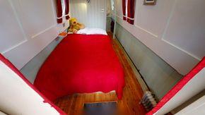 Bedroom from Bow doors