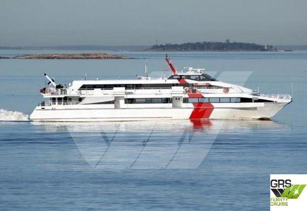 45m / 440 pax Passenger Ship for Sale / #1055770