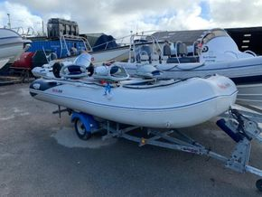 Honda T40-AE2 (for sale through Rock Marine Services Ltd)