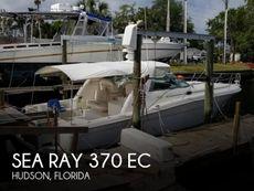 1997 Sea Ray 370 EC