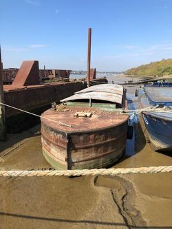 River Barge for Conversion