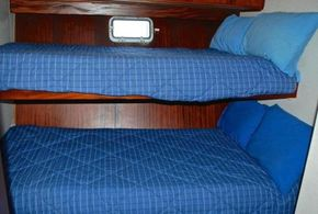 Guest Stateroom Port Side