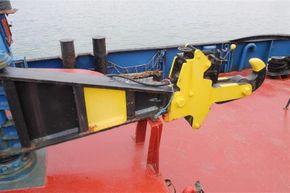 Appledore Devon Motor Tug Dog Class Tug - Deck
