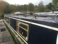 Narrow Boat 50 ft long built 1980