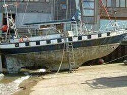 Hartley Fijian. Cruising Yacht. Project