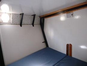 Starboard Cabin looking aft