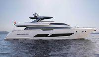 Ferretti 850 Project