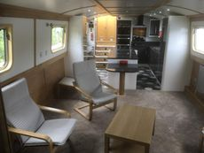 High end luxury live aboard