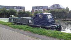Project: 42ft 1968 Narrowboat