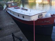 2007 Piper 55 Dutch barge