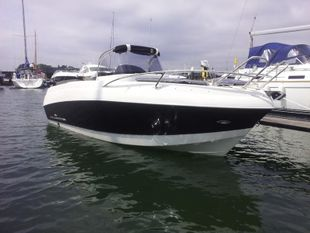 2013 Ocean Master 570 WA