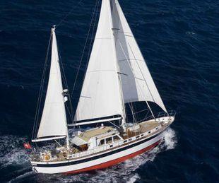 1985 Kempers 24m Arco Yachts Custom Ketch