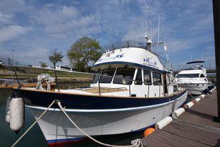 1980 Tarquin Trader 39 Sea Chief