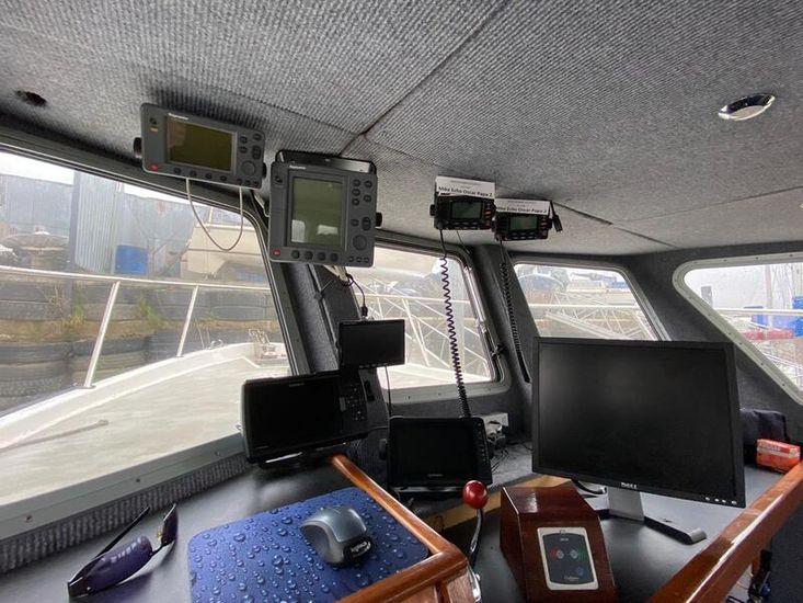Norseman 38 - Diveboat
