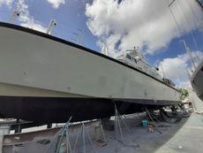 Vedette Customs'boat surveillance, assistance, yacht, transport,cruise