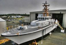 Patrol,Fisheries NEW CONSTRUCTION In USA