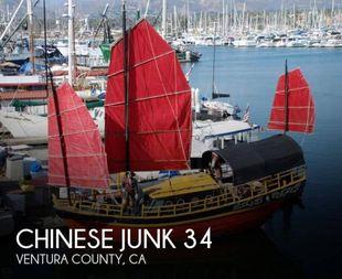 1962 Chinese Junk 34