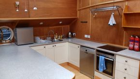 Galley/kitchen