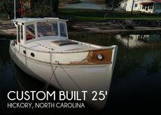 2002 Custom Built Pilothouse