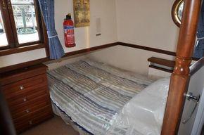 Aft cabin - Port bunk