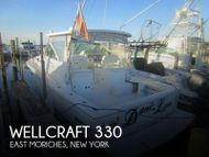 2000 Wellcraft 330 Coastal