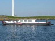 Tjalk House boat for France