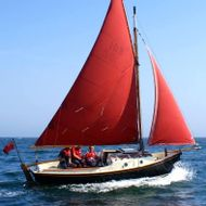 Norfolk Gypsy - Boat No. 102