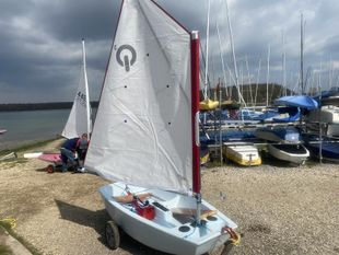 As new SailQube Race Pack Optimist